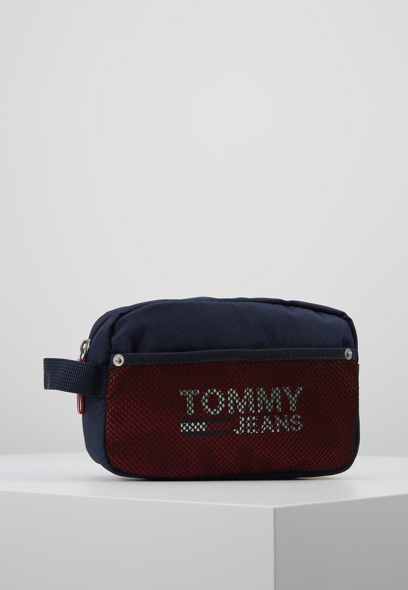 Tommy Jeans - COOL CITY WASHBAG - Trousse - blue