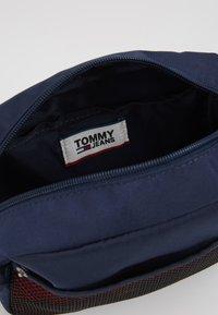 Tommy Jeans - COOL CITY WASHBAG - Trousse - blue - 5
