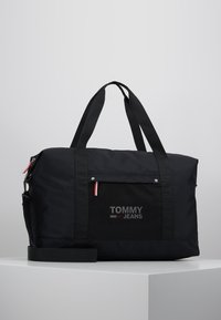 Tommy Jeans - COOL CITY DUFFLE - Sportstasker - black - 0