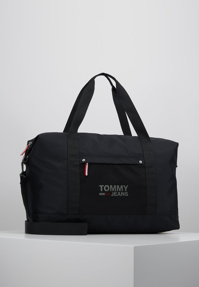 COOL CITY DUFFLE - Torba sportowa - black