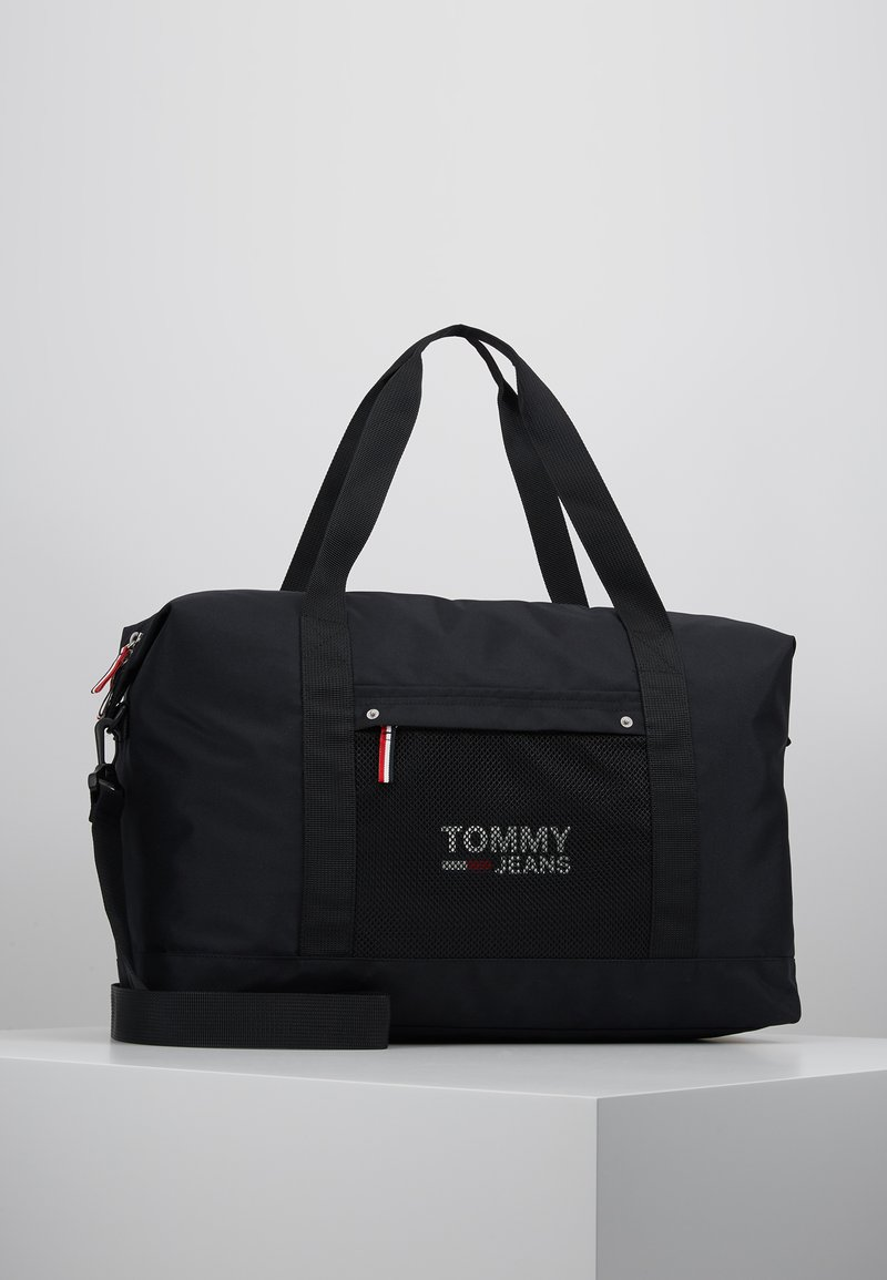 Tommy Jeans - COOL CITY DUFFLE - Treningsbag - black
