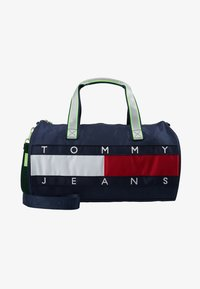 Tommy Jeans - HERITAGE DUFFLE - Torba sportowa - multi-coloured - 7