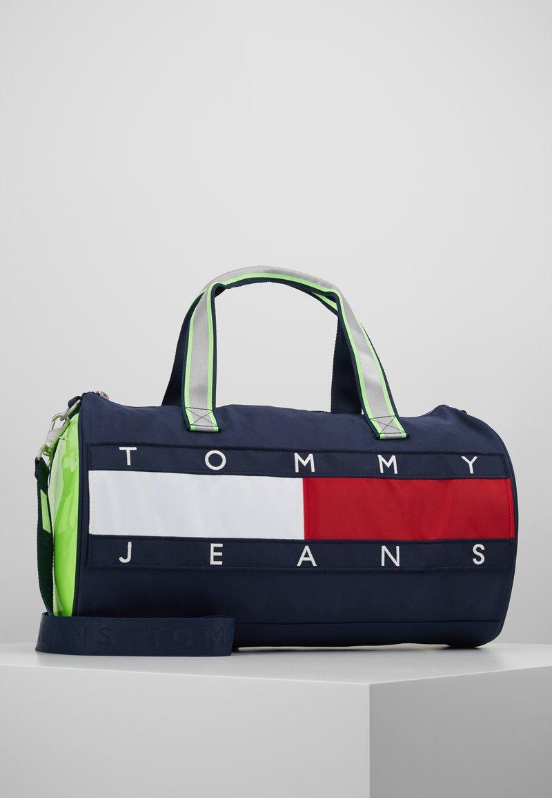 Tommy Jeans - HERITAGE DUFFLE - Torba sportowa - multi-coloured