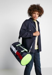 Tommy Jeans - HERITAGE DUFFLE - Torba sportowa - multi-coloured - 1