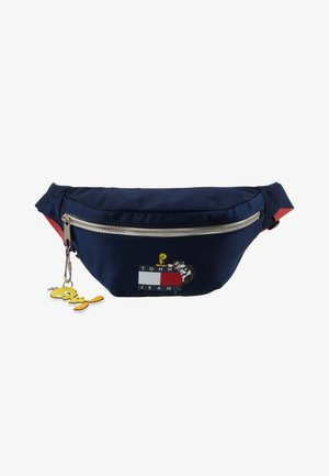 LOONEY TUNES BUMBAG - Saszetka nerka - twilight navy