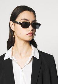 Tommy Jeans - Sluneční brýle - matt black - 2