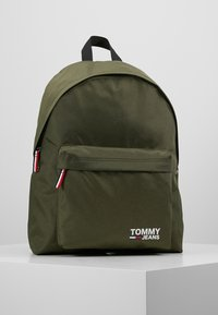 Tommy Jeans - COOL CITY BACKPACK - Zaino - green - 0