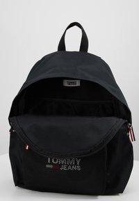 Tommy Jeans - COOL CITY BACKPACK - Rucksack - black - 4
