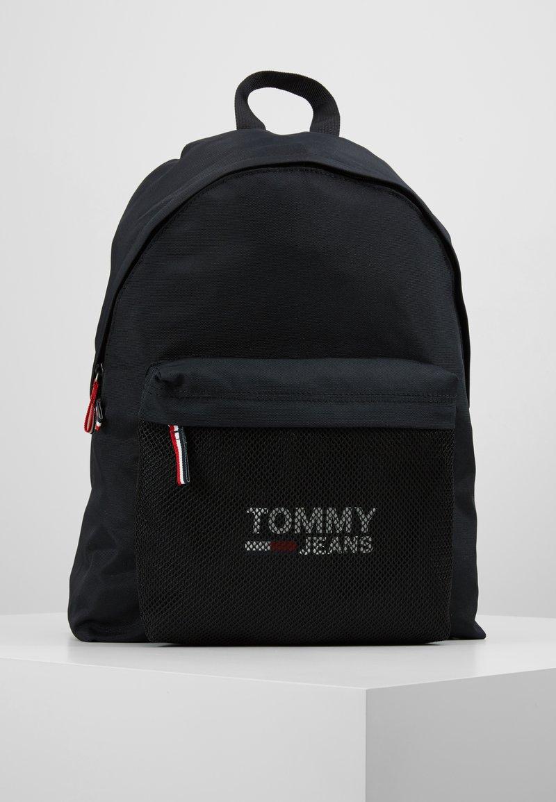 Tommy Jeans - COOL CITY BACKPACK - Rucksack - black