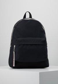 Tommy Jeans - LOGO TAPE BACKPACK - Rucksack - black - 0