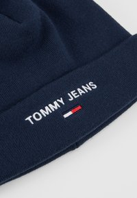 Tommy Jeans - SPORT BEANIE - Muts - blue - 5