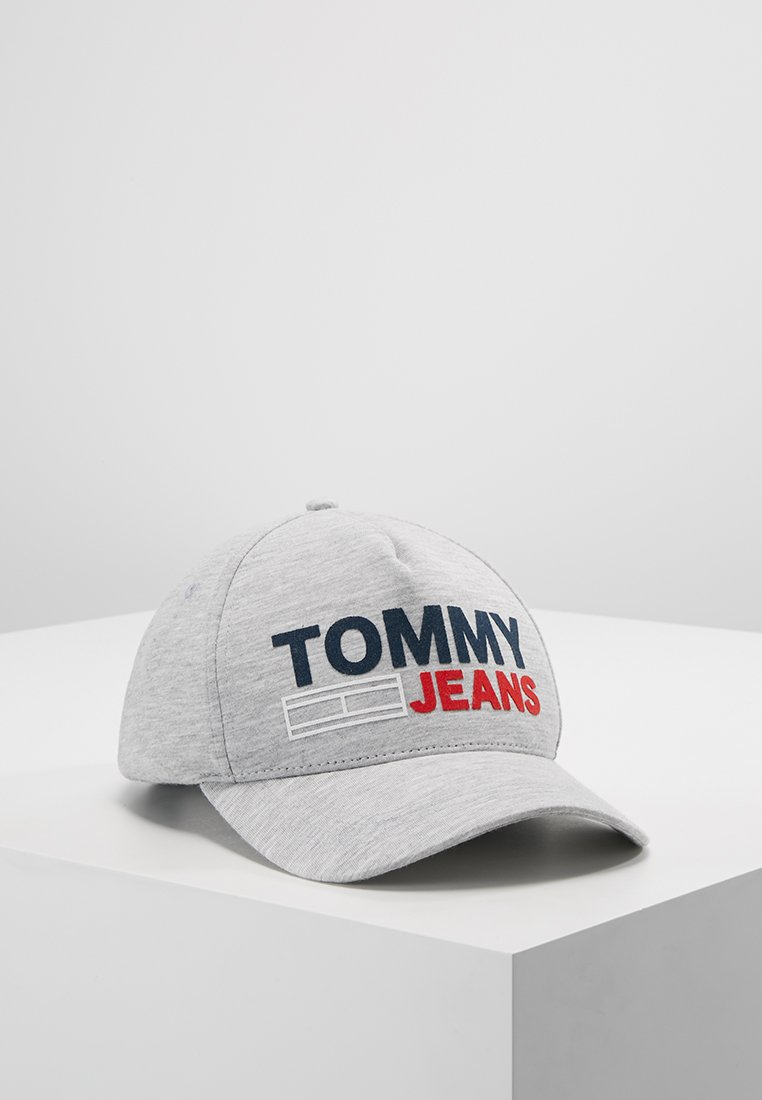 Tommy Jeans - Keps - grey