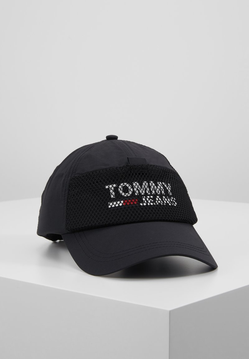 Tommy Jeans - COOL CITY  - Keps - black
