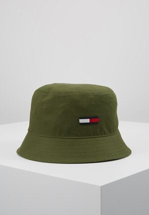 FLAG BUCKET HAT - Hat - green