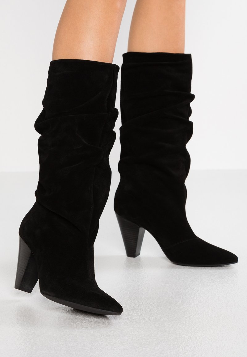 Toral - High heeled boots - black