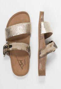 Toral - Pantolette flach - menorca - 3