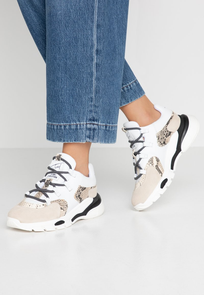 Toral - Sneaker low - iron/roccia