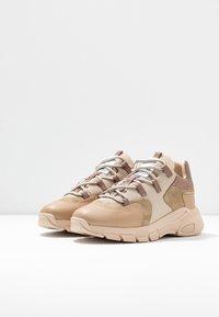 Toral - Sneaker low - old rose - 4