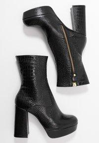 Toral - High Heel Stiefelette - black - 3