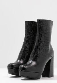 Toral - High Heel Stiefelette - black - 4