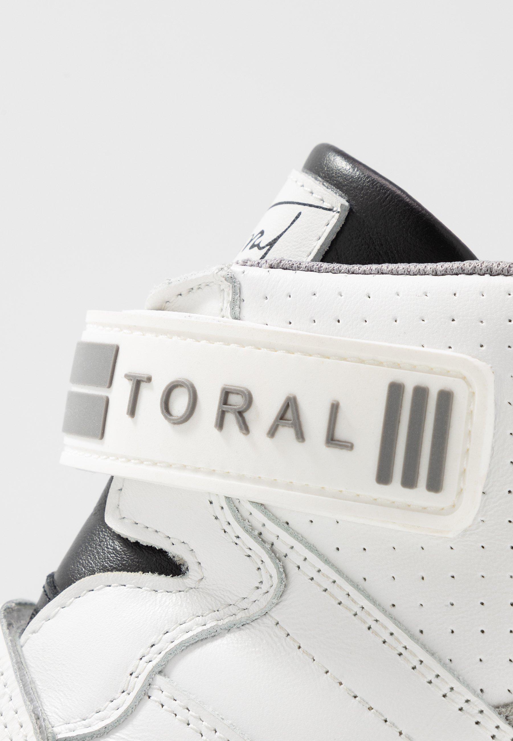 Toral Baskets Montantes - Blanco