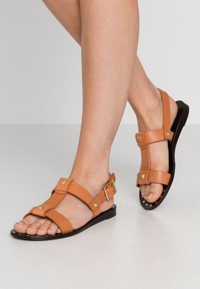 Sandály - testa di moro