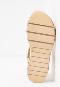 Toral - Sandals - aute natural - 6