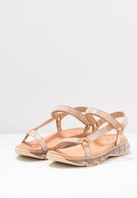 Toral - Sandals - aute natural - 4