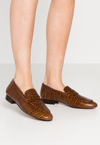 Toral - Slip-ons - coco classic/polisianer brown - 0