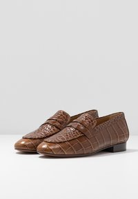 Toral - Slip-ons - coco classic/polisianer brown - 4