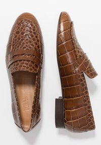 Toral - Slip-ons - coco classic/polisianer brown - 3