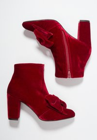 Toral - Ankle Boot - rojo - 3