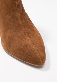 Toral - Ankle Boot - basket cognac - 2
