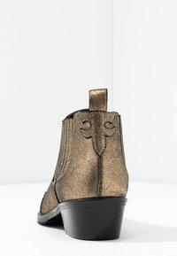 Toral - Kotníková obuv - metal - 5
