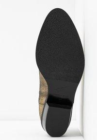 Toral - Kotníková obuv - metal - 6
