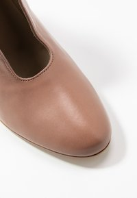 Toral - High heeled ankle boots - taupe - 2
