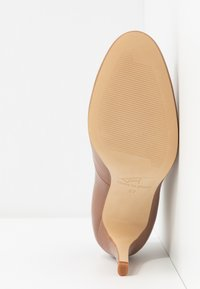 Toral - High heeled ankle boots - taupe - 6