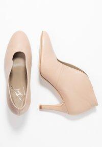 Toral - High Heel Stiefelette - seta old rose - 3