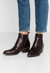 Toral - Ankle boots - coco marron - 0