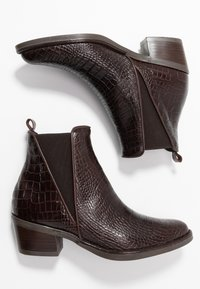 Toral - Ankle boots - coco marron - 3