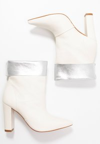 Toral - SAVINA - Classic ankle boots - offwhite - 3
