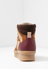 Toral - Ankelboots - basket/cognac - 5