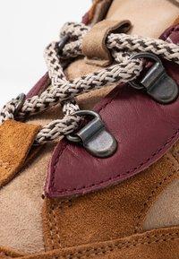 Toral - Ankelboots - basket/cognac - 2