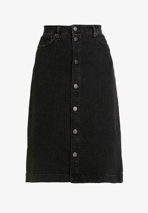 HEPBURN SKIRT ORIGINAL - Áčková sukně - black