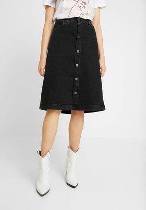 HEPBURN SKIRT ORIGINAL - A-snit nederdel/ A-formede nederdele - black