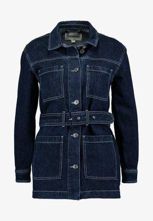 MANDELA UNIFORM JACKET - Denim jacket - denim blue