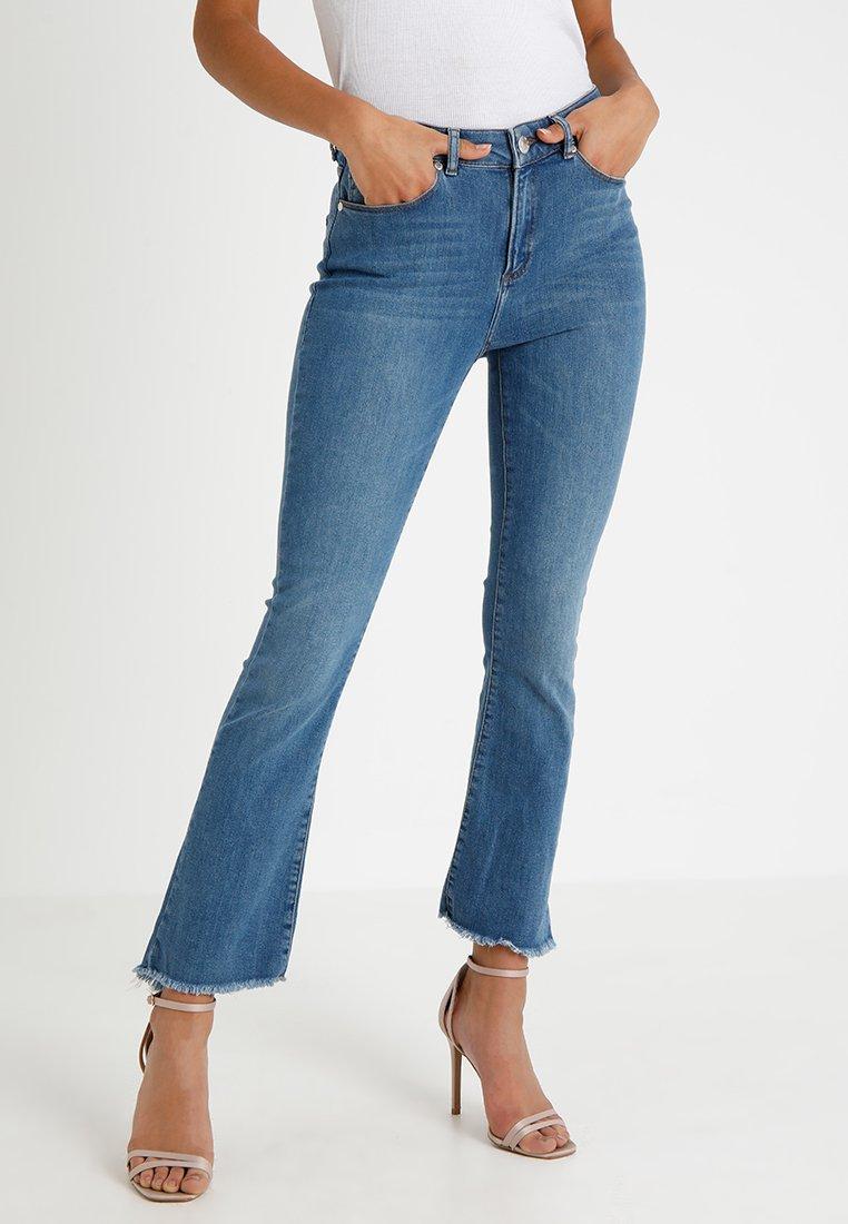 Tomorrow - MALCOLM KICK  - Jeans Bootcut - cambridge
