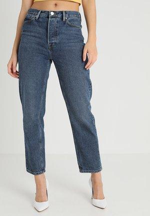 MANDELA - Straight leg jeans - oxford
