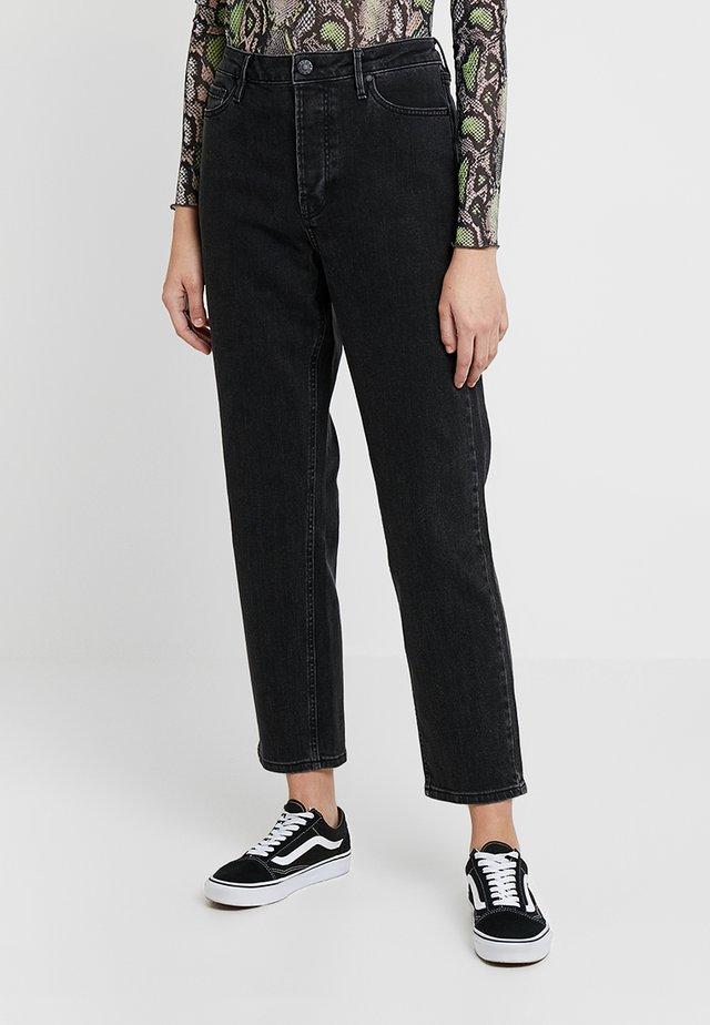 MANDELA  - Straight leg jeans - black