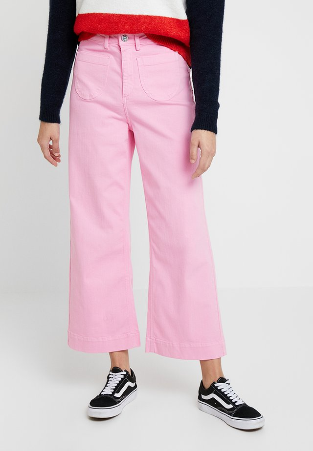 MCCARTNEY - Flared Jeans - blush